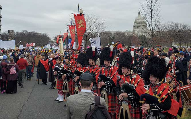 ANF/TFP Bagpipes